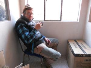 Siesta pri káve